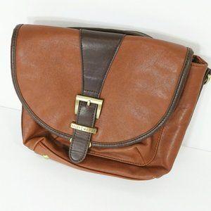 Kelly Moore brown purse